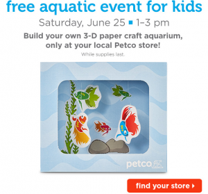 Petco Aquatic Event