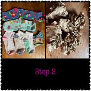 DIY Catnip Toys Step 2